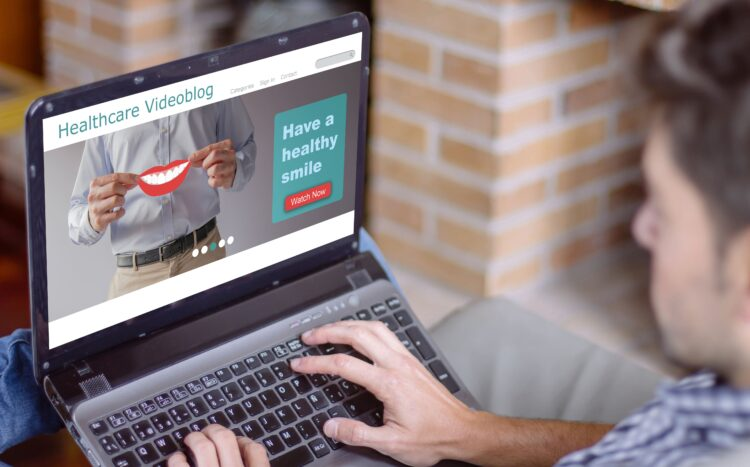 1 How to build a successful online presence for Dentists min
