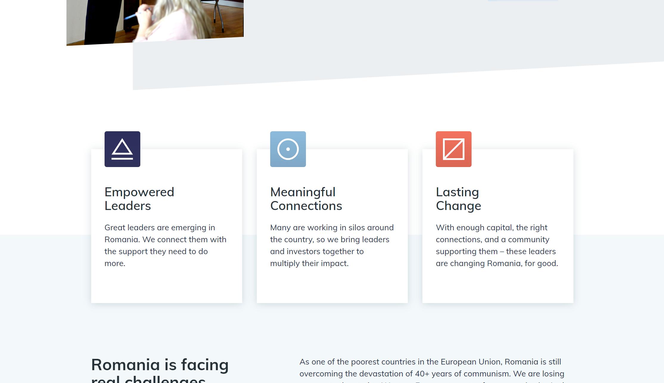 StoryBrand Website Examples Walkthrough image