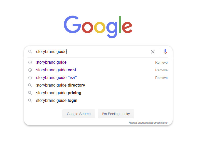 Find A StoryBrand Guide image