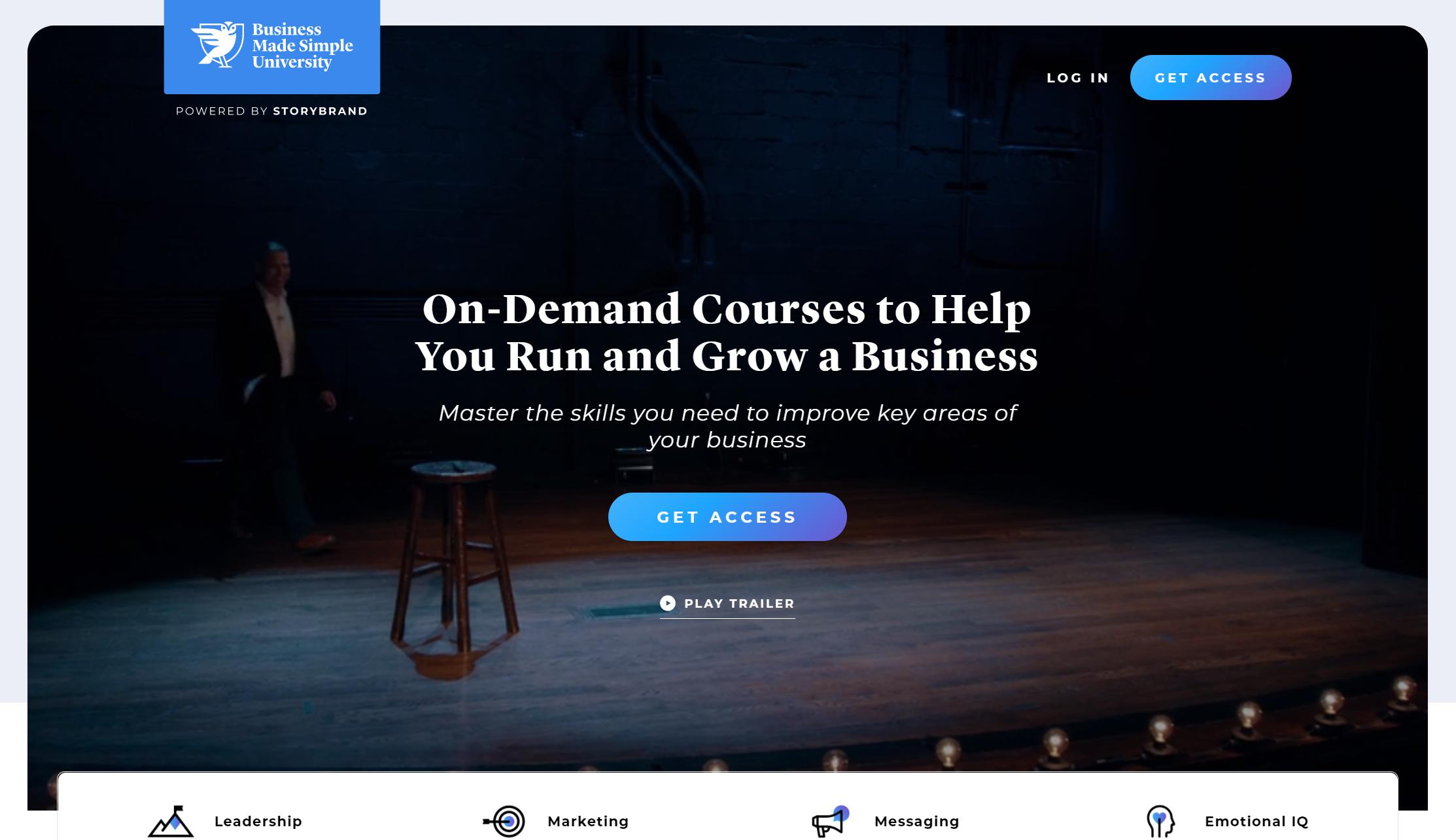 StoryBrand Marketing Framework image 3