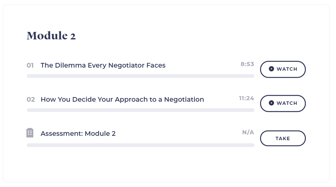negotiation made simple 2
