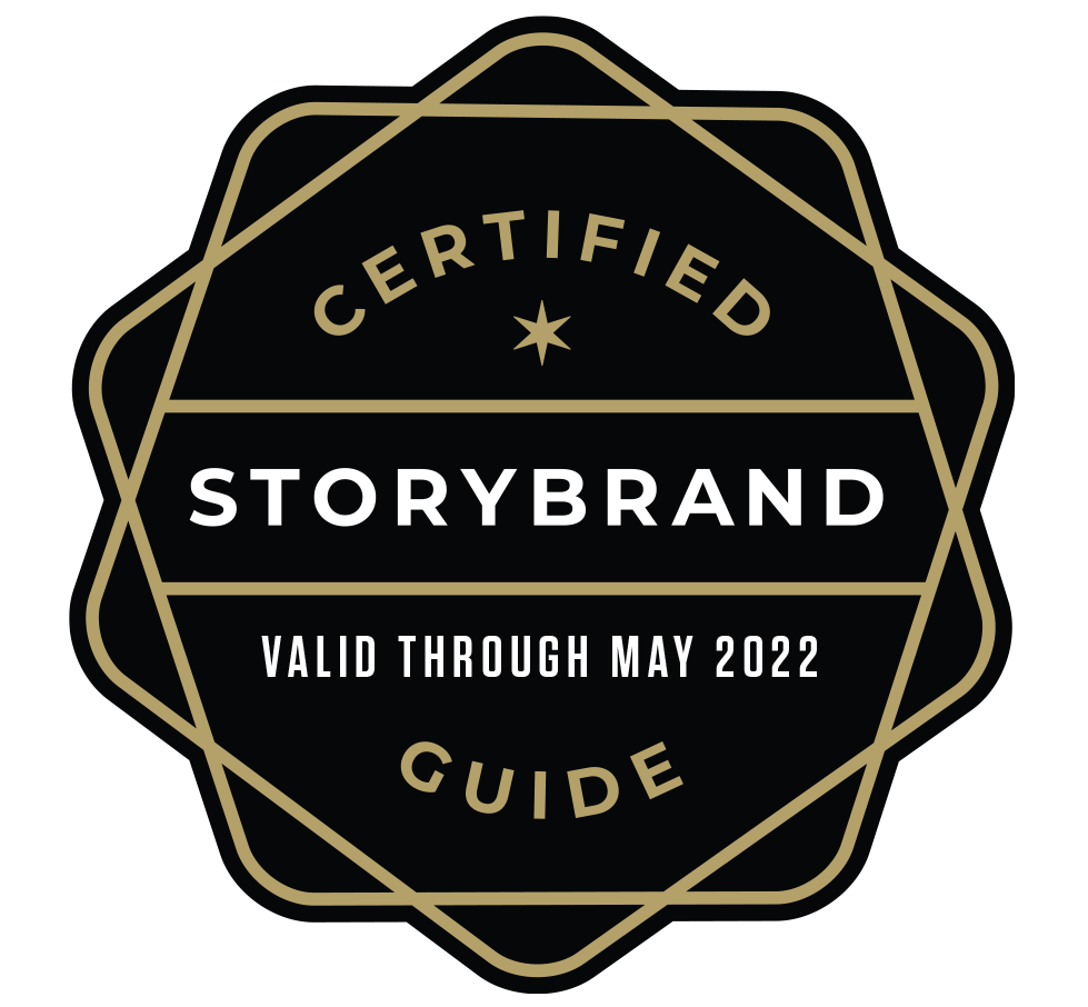 Web StoryBrand Guide Badge