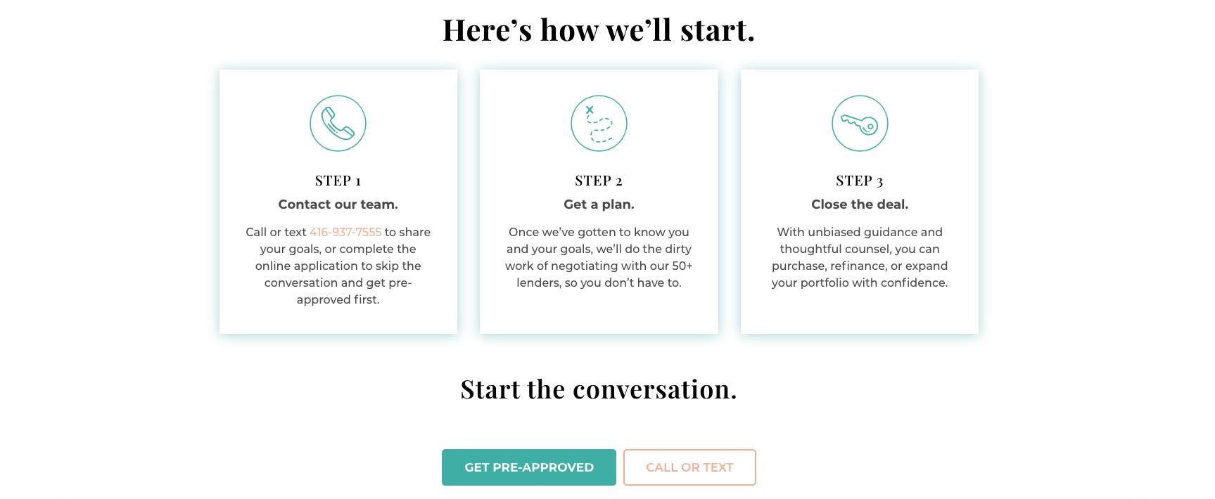 The Plan StoryBrand Website